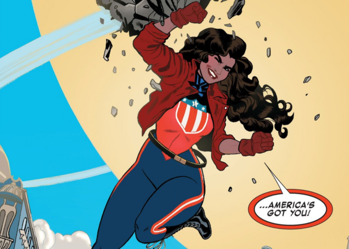 America's Got You: America #1 Review