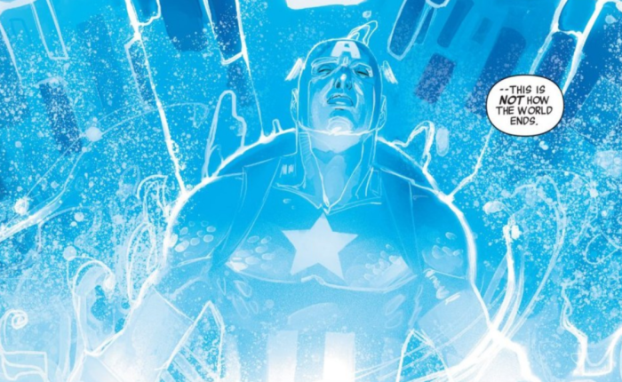 This is Not how the World Ends, Or is it?: Secret Empire #0 Review