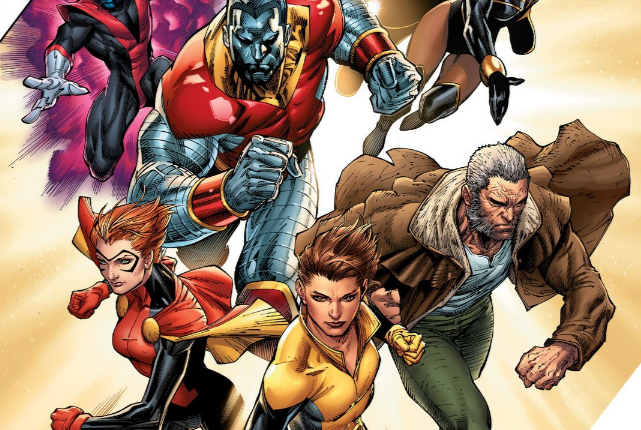 To Me, My X-Fans: X-Men Gold #1Review